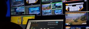 Tesseract Esports multiplica su producción apoyándose en soluciones de Ross Video