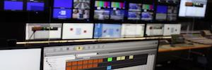 TV3 adjudica a Crosspoint con su sistema KSC Core el control del equipamiento de su nuevo control de alta definición