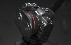 Canon RF 52 mm f2 VR Dual Fisheye