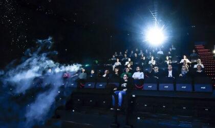 Cine 4DX - FECE