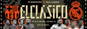 """El Clásico vuelve con el """"mayor despliegue audiovisual"""" de la historia de LaLiga"""