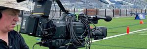 Friday Night Lights elige las Connected Cam de JVC para la producción de eventos deportivos