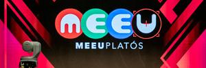 Así es MEEU Platós, espacio de 1.500 m2 para rodajes y eventos impulsado por MEEU y Power AV