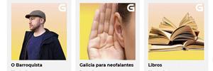 "CRTVG presenta RadioGalegaPodcast, su nueva ""experiencia digital"""