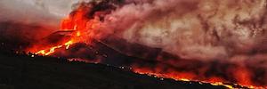 Las impactantes imágenes en 8K del volcán de La Palma llegarán a la 4K-HDR Summit